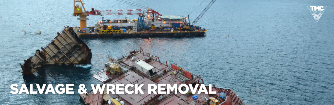 Salvage & Wreck Removal