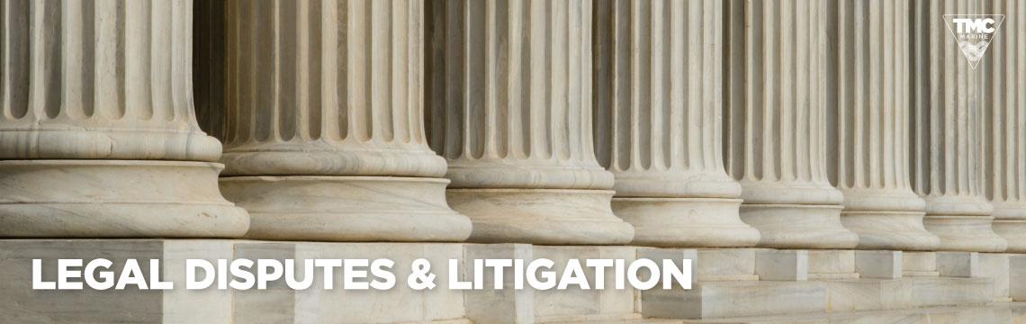 Legal Disputes & Litigation