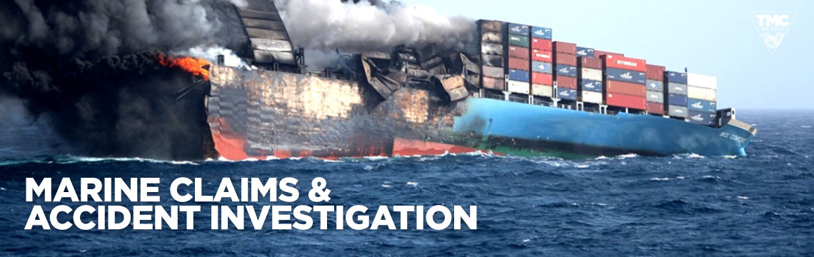 Marine Claims & Accident Investigation