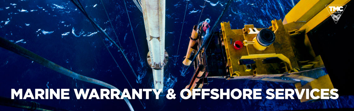 Marine Warranty and Offshore Services
