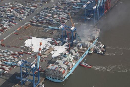Maersk Karachi incident