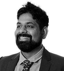 Hittesh Gupta - Master Mariner