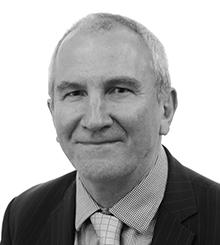 Graham Inseal - Master Mariner